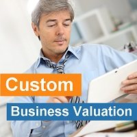Custom business valuation service