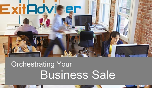 Orchestrating your business sale with ExitAdviser