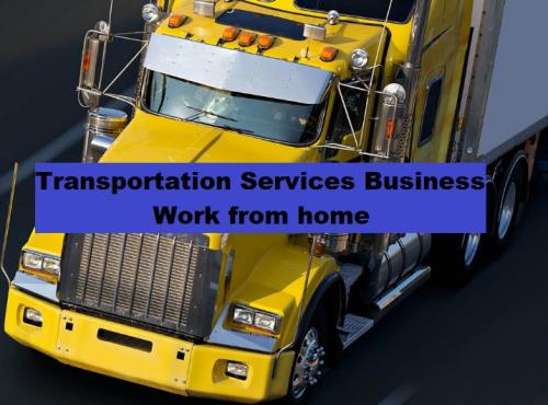 Illustration: a transportation business listed in Kansas City (#42296)